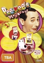 Pee-Wee's Playhouse - Vol. 1 (5 Disc Set) on DVD