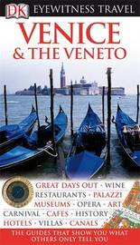 DK Eyewitness Travel Guide Venice and the Veneto by DK image