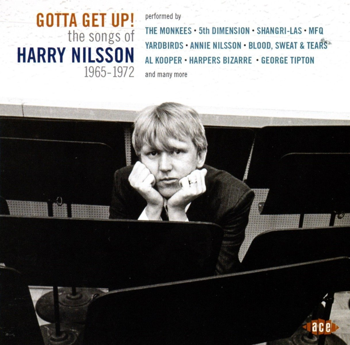 The Songs of Harry Nilsson 1965-1972 by Gotta Get Up! image