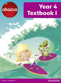 Abacus Year 4 Textbook 1 by Ruth Merttens