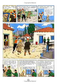 King Ottokar's Sceptre (The Adventures of Tintin #8) by Herge
