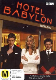 Hotel Babylon - Series 1 (2 Disc) on DVD image