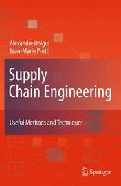 Supply Chain Engineering by Alexandre Dolgui image