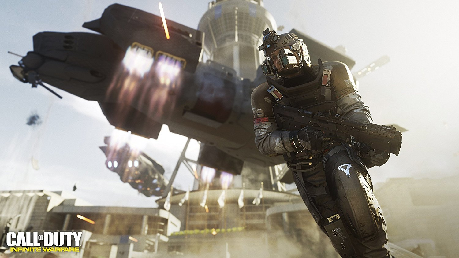 Call of Duty: Infinite Warfare Legacy Edition for PS4 image