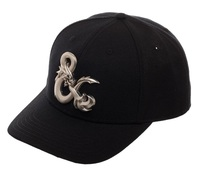 Dungeons & Dragons: Ampersand Acrylic - Snapback Cap