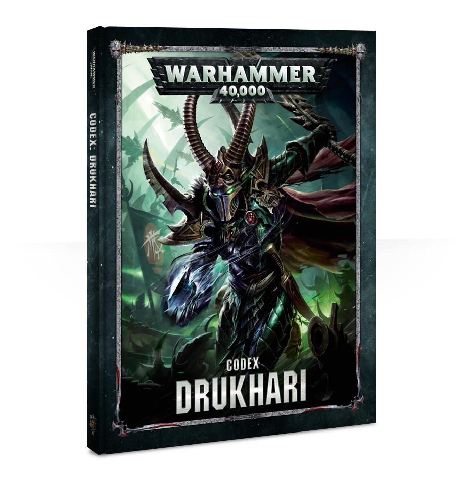 Warhammer 40,000 Codex: Drukhari image