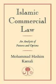 Islamic Commercial Law by Mohammad Hashim Kamali