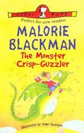The Monster Crisp-Guzzler by Malorie Blackman image
