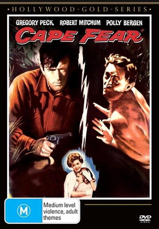 Cape Fear on DVD
