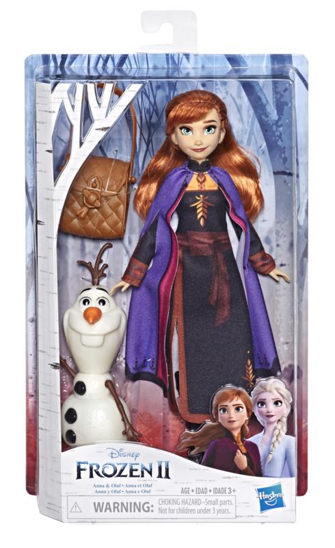 Frozen II: Anna & Olaf - Storytelling Doll