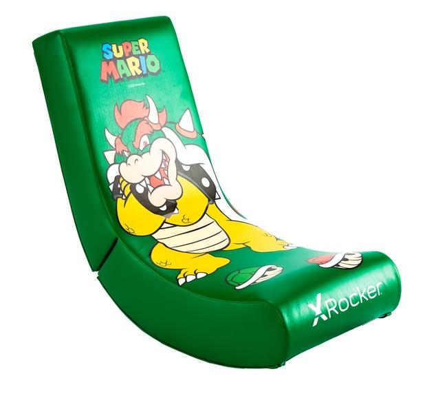 X Rocker GR Nintendo Video Gaming Chair (All-Star Bowser) for