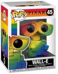 Pride 2021 -Wall-E (Rainbow) - Pop! Vinyl Figure