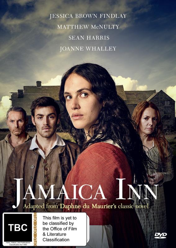 Jamaica Inn on DVD