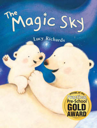 The Magic Sky by Lucy Richards image
