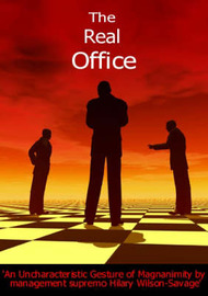 The Real Office by Hilary Wilson-Savage image