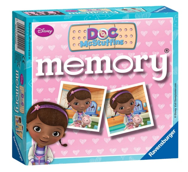 Disney Doc McStuffins - Memory Game