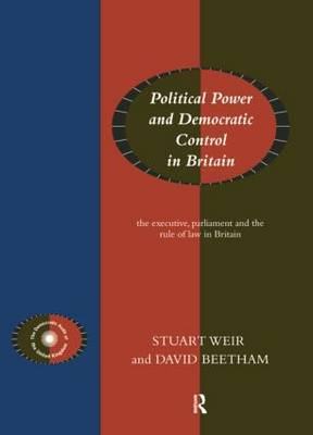 Democratic Institutions and Practices by Stuart Weir