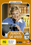 Murder, She Wrote - Season One DVD
