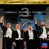 The Three Tenors 25th Anniversary (Brilliant Box) by The Three Tenors