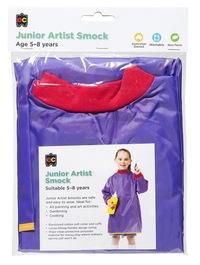 EC Colours - Junior Smock - Purple image