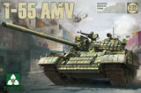 Takom 1/35 T-55 AMV Russian Medium Tank Model Kit