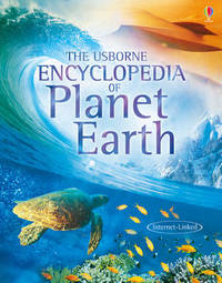 Encyclopedia of Planet Earth by Anna Claybourne