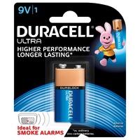 Duracell Ultra Alkaline 9V 1pk