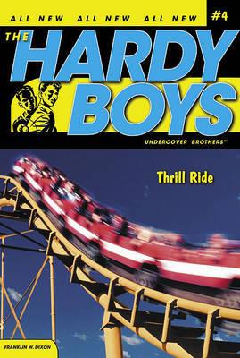 Thrill Ride by Franklin W Dixon image
