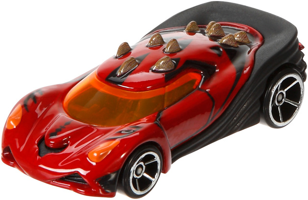 Hot Wheels: Star Wars Character Car - Darth Maul