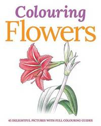 Colouring Flowers by Peter Gray
