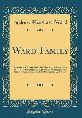 Ward Family by Andrew Henshaw Ward