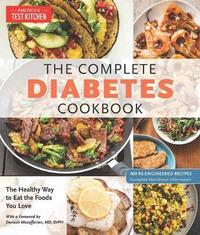 The Complete Diabetes Cookbook by America's Test Kitchen