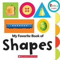 My Favorite Book of Shapes by Erin Kelly