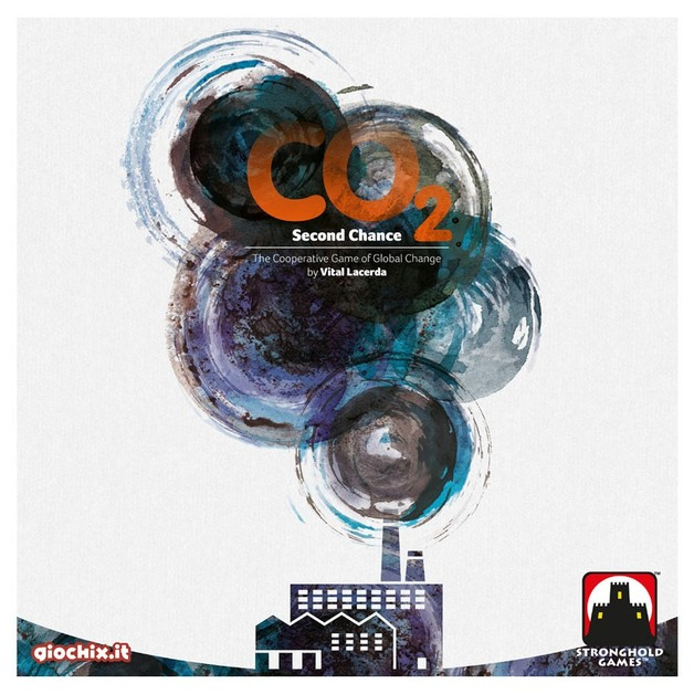 CO2 Second Chance - Board Game