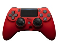 SCUF Impact Deluxe - Red for PS4