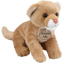 Antics Wildlife: Lioness Sitting - Animal Plush