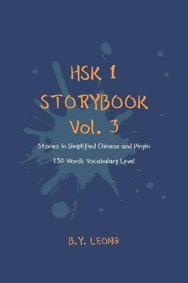 HSK 1 Storybook Vol. 3 by B Y Leong image