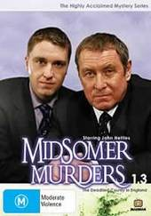 Midsomer Murders - Season 1 Vol 3 on DVD