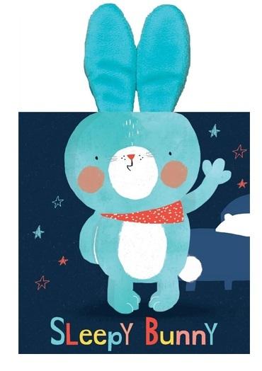 Snuggle Board: Sleepy Bunny - Board Book