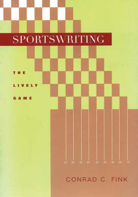 Sportswriting by Conrad Fink image
