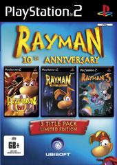 Rayman 10th Anniversary for PS2