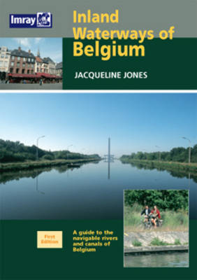 Inland Waterways of Belgium by Jacqueline Jones image