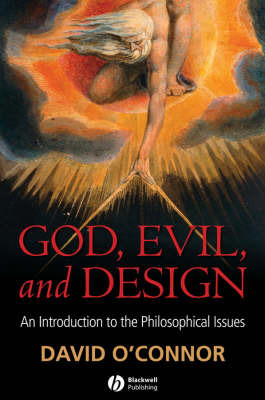 God, Evil and Design by David O'Connor image