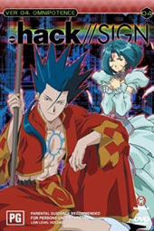 .Hack SIGN - Vol. 4: Omnipotence on DVD