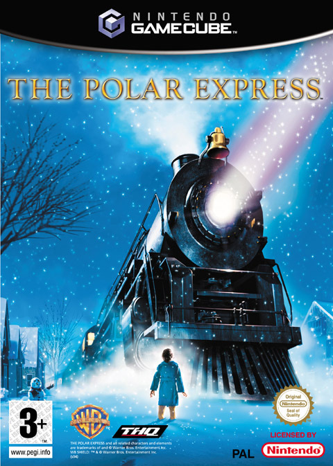 The Polar Express for GameCube