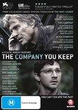 The Company You Keep on DVD