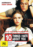 10 Things I Hate About You on DVD