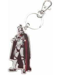 Star Wars Episode VII Metal Key Ring - Captain Phasma