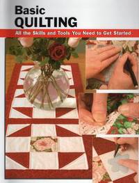 Basic Quilting by Charlene Atkinson image