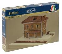 Italeri: 1:72 Station - Diorama Kit